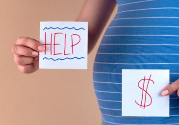 What if You Can't Financially Afford to Have a Baby?